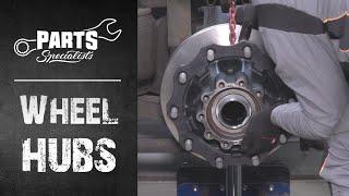 Austausch der Radnaben bei einem LKW – The Parts Specialists