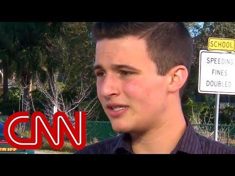 Parkland student makes demand to lawmakers