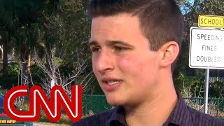 Parkland student makes demand to lawmakers