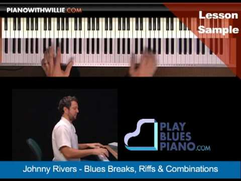 PianoWithWillie.com-ex2-Blues Breaks, Riffs &...