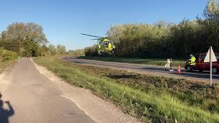 Caumont-sur-Durance : violent choc frontal sur la D900