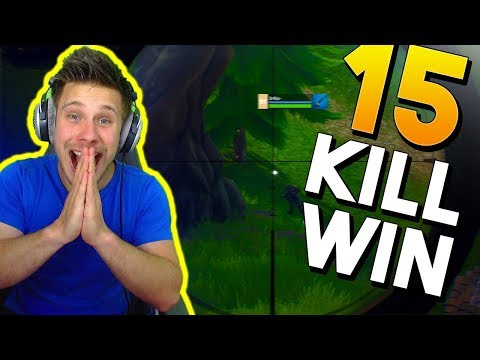 Fortnite 15 Kill Solo Win + Novi Burst Dolazi!!!!