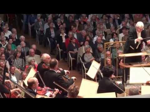 Beethoven S° 1 - III mov Menuetto - Berner Symphonieorchester - Mario Venzago