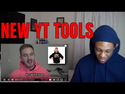 JAKE PAUL $2.5 MIL LAWSUIT, YOUTUBER GOES TO JAIL, more PEW NEWS PEWDIEPIE REACTION! STEALS MY OUTRO - 동영상