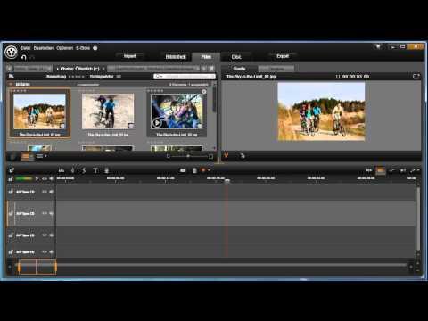 Avid Studio Übergangseffekt auf mehrere Clips gleichzeitig anwenden