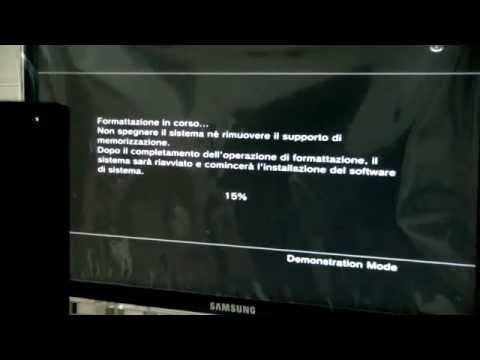 Tutorial Unbrick Repair Sony Ps3 4.66 error Demo mode  100% working