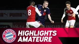 Highlights: FC Bayern U23 lose vs. Arsenal FC U23