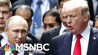 Nina L.Khrushcheva: Trump Does Against Anything That America Has Ever Stood For | AM Joy | MSNBC