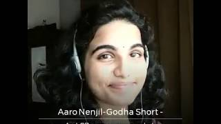 Good Smule - aaro nenjil from godha