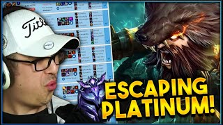 ESCAPING PLATINUM WITH TOBIAS FATE @Trick2g