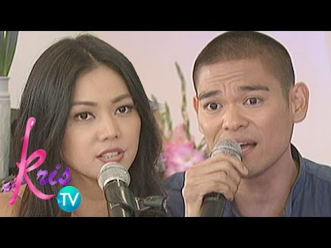 """Jay-R and Mica sing """"Not a Bad Thing"""""""