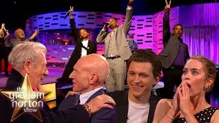 The Best Feel Good Moments On The Graham Norton Show | Part Two