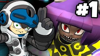 I Kickstarted This │ Mighty No. 9 #1 | ProJared Plays