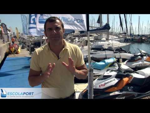Licencia de Navegación en Escola Port Barcelona (Corto)