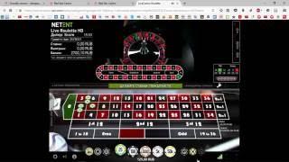 видео играть в онлайн рулетку