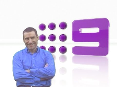 Channel Nine station ident Australia. Remade by Aarons CGI 2003