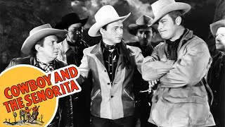 Cowboy And The Senorita - Full Movie | Roy Rogers, Trigger, Mary Lee, Dale Evans, John Hubbard