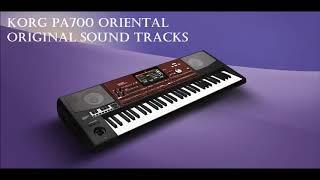 Korg pa 700 oriental original sound tracks (part 2)
