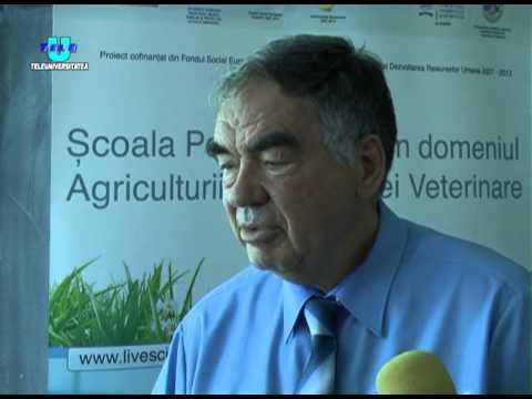 TeleU: 50 de cercetători din Timişoara şi-au definitivat stagiile post-doctorale