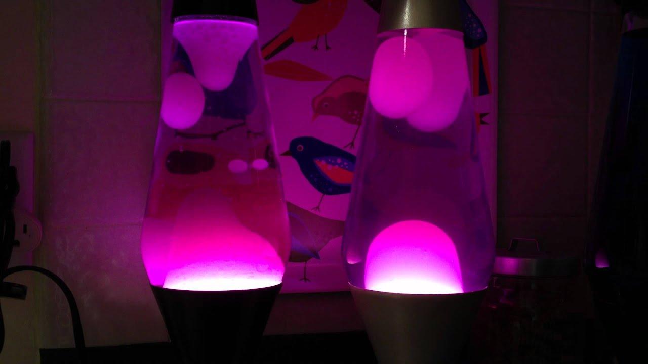 Lava Lamp Flow   US Vs. China