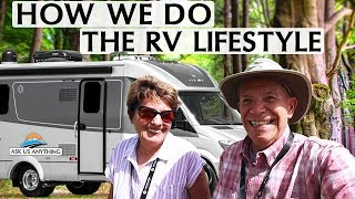 Live From The Campground! Ask Us Anything With The Wendlands