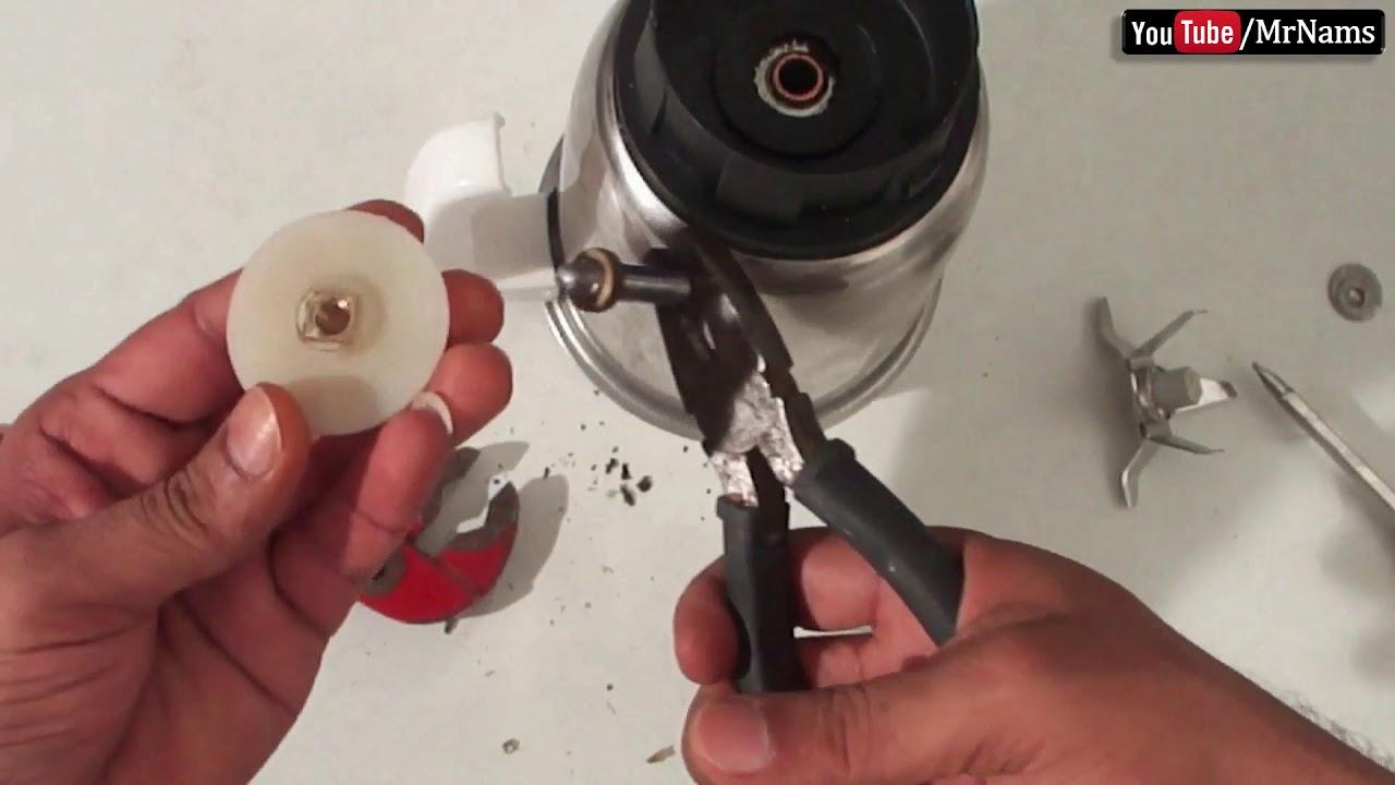 mixer coupler replacement