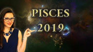 2019 PISCES HOROSCOPE