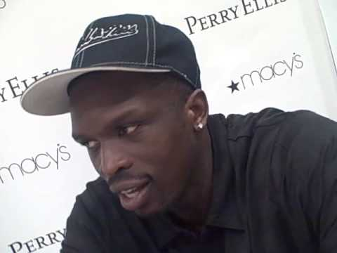 Luol Deng on style and World Cup soccer 6/3/10