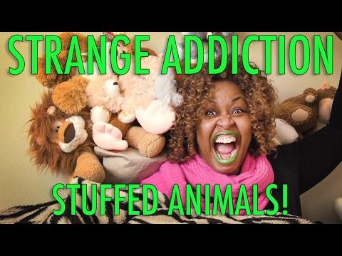 Glozell's Strange Addiction: Stuffed Animals EPISODE 1