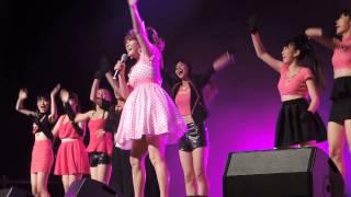 はるな愛LIVE映像@JAPAN EXPO(2015年7月2日)