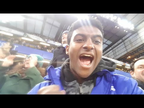 BACK TO WINNING WAYS! || CHELSEA 2-1 CRYSTAL PALACE MATCH VLOG|| MATCHDAYS WITH LEWIS