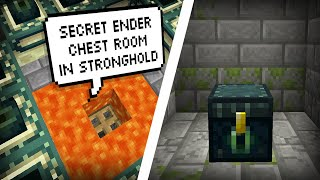 18 Secret Features You Missed in Minecraft! (Minecraft Easter Eggs)