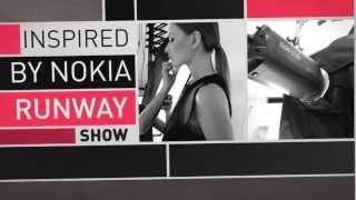 PAULINE.NING X NOKIA Behind the scenes - Digital Fashion Week Singapore 2013