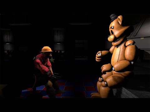 The Engineer's Five Nights at Freddy's (SFM/Gmod)
