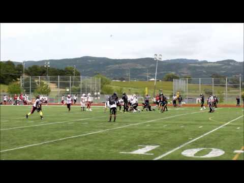 Week 6 Napa Valley Vipers vs Stanislaus County Cardinals