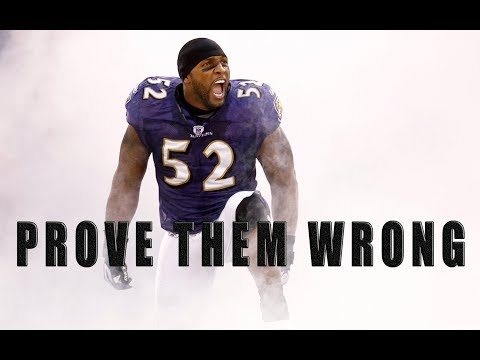PROVE THE DOUBTERS WRONG- NFL Motivational Video