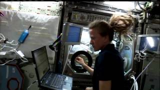Space Station Live: A Pain in the Back
