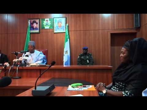 UNFPA Nigeria Visit to Borno State 2013