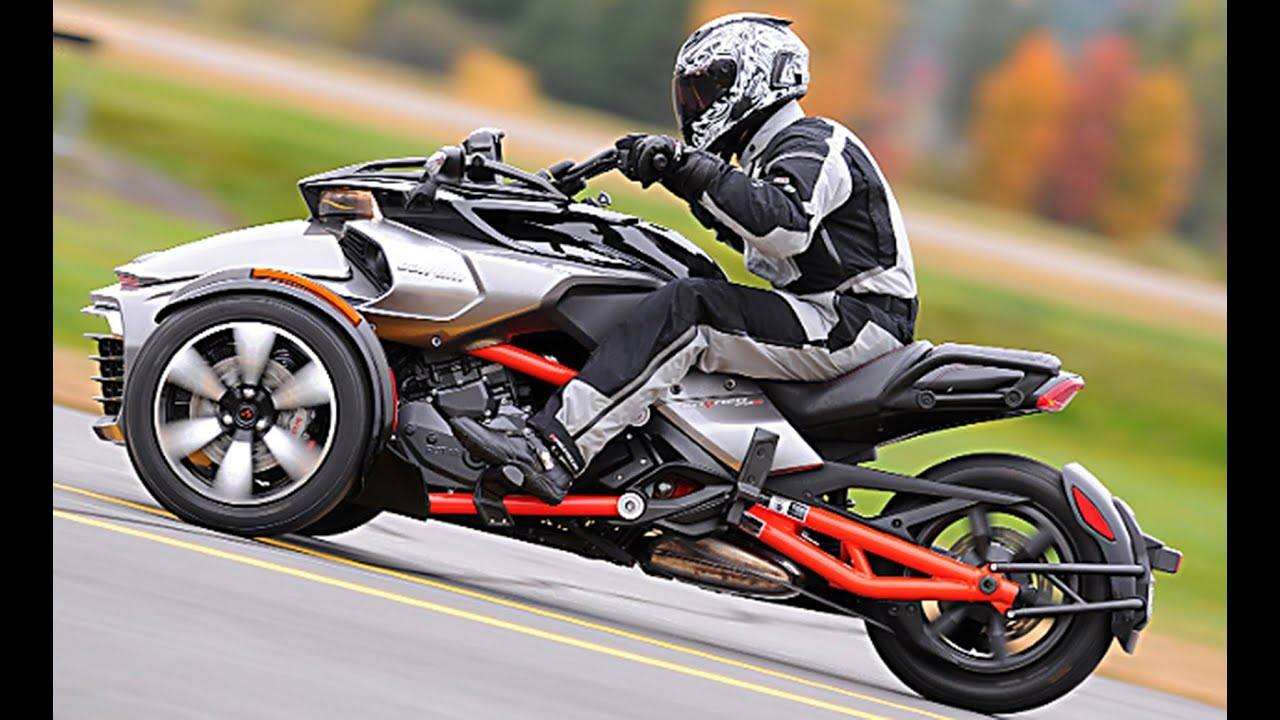 New 2015 Can Am Spyder F3 Spyder F3 S Specifications