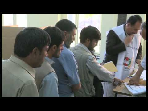Afghan Election Expectations