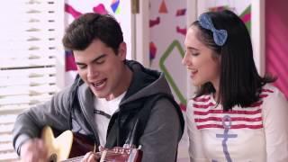 """Виолетта 3 - Фран и Диего поют """"Aprendí a decir adiós"""" - эпизод 44"""