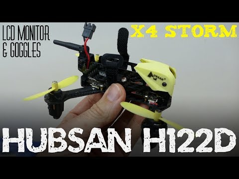 HUBSAN H1224 X4 STORM - Full Review, It's Awesome!