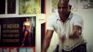 Sanath Jayasuriya's intense workout