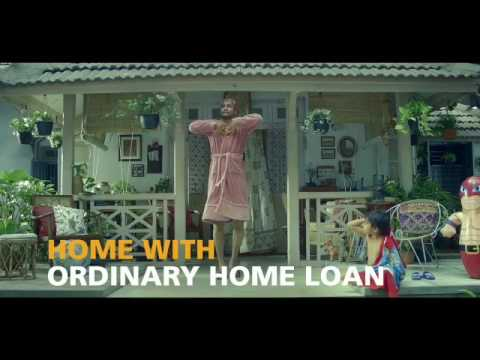 Federal Bank advertisement - fun filled- Home loan