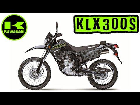 First Look At Kawasaki 's KLX300S & KLX300SM!   Worth The Upgrade?..