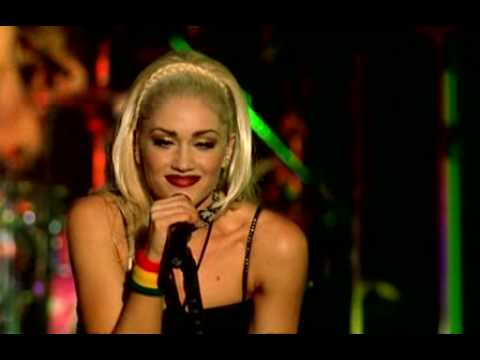 No Doubt - rock steady live parte 3 ( Platinum blonde life - Bathwater )