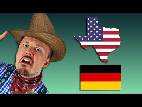 A German Reacts To Spoken Texas German From The USA | Get Germanized