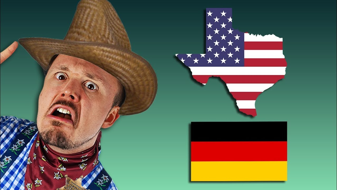 A German Reacts To Spoken Texas German From The USA   Get Germanized image