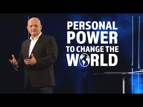 Personal Power to Change the World