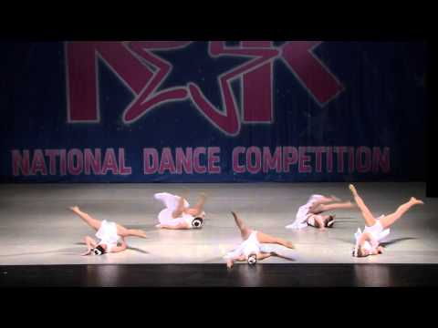 People's Choice // WHITE SATIN - Centre Stage Dance & Performing Arts [Long Beach, CA]